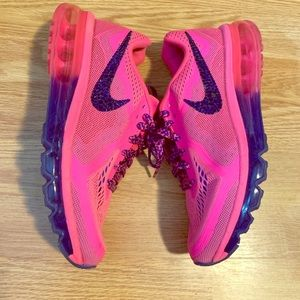 Nike Airmax custom crystals